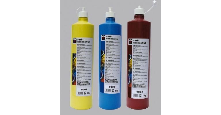 KEIM meng / kleurconcentraten