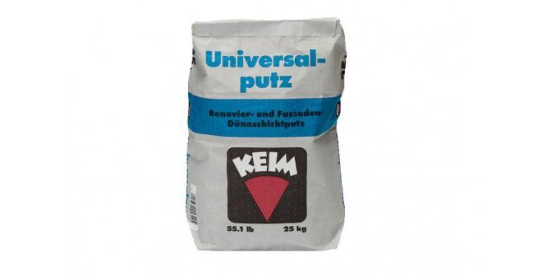 KEIM Universeelputz 25,0 kg